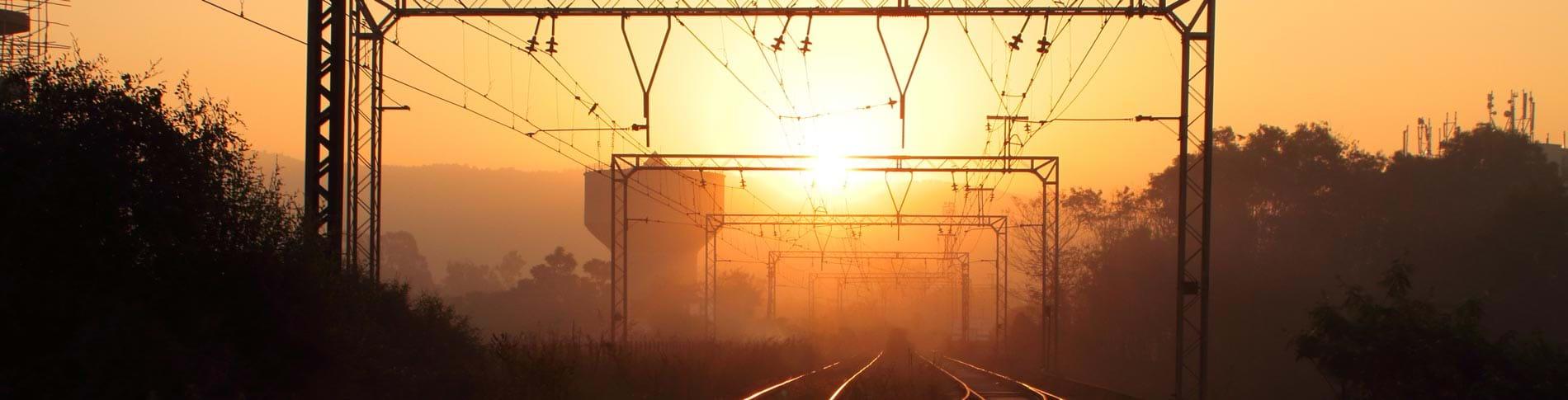 Rail Overhead Line Wires