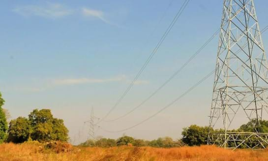 Senelec Senegal High Voltage Overhead Line