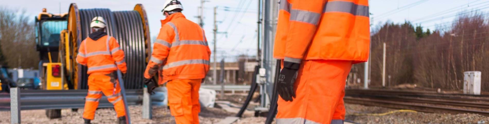 Rail Telecom Cables