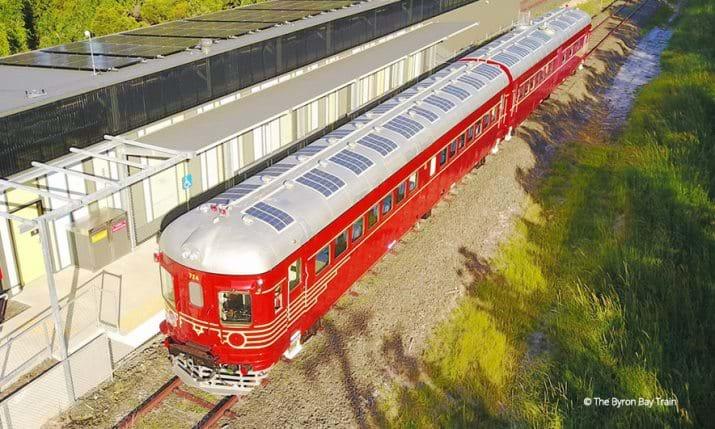 Insight - the byron bay train