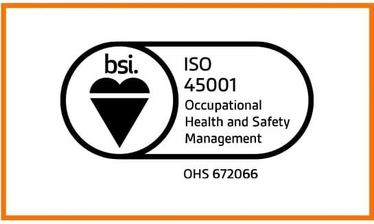 ISO 45001 Occupational Health & Safety