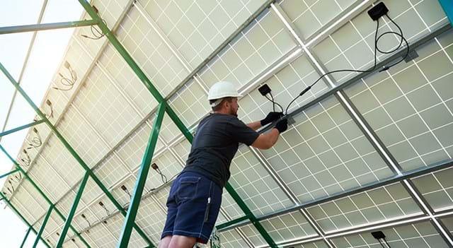 Câbles d'energies renouvelables