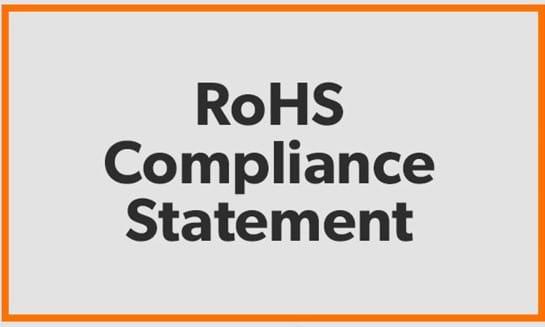 Rohs Compliance Statement