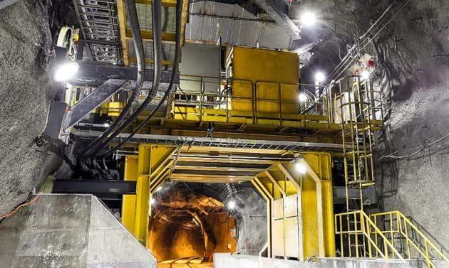 câbles pour équipements et infrastructures minières