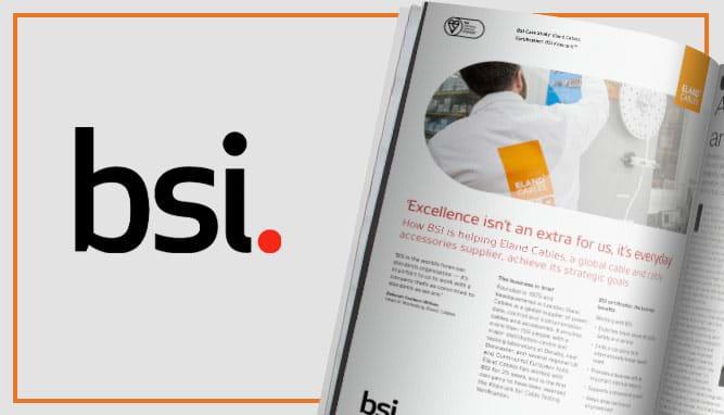 BSI Advert