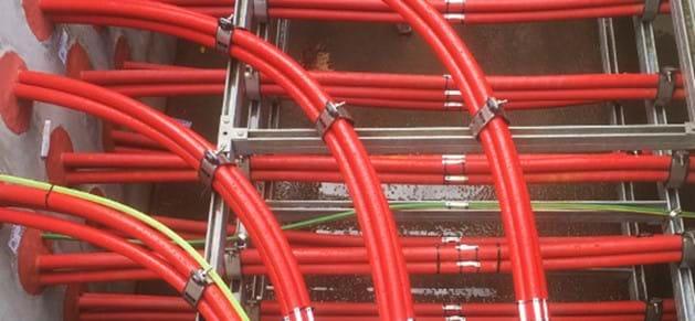 cables de centro de datos de media tensión