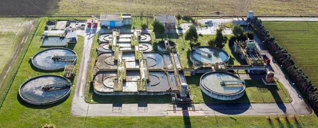 Câbles de traitement de l'eau