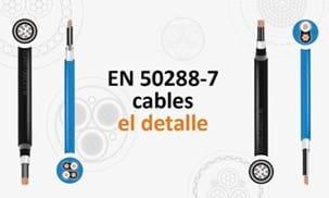 Les cables BS EN 50288-7