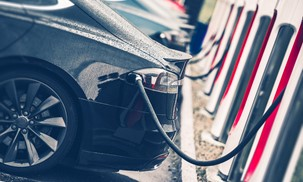 Electric Charging Hub