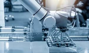 Robotic Arm Automation Machine Vision